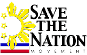 Save The Nation Logo