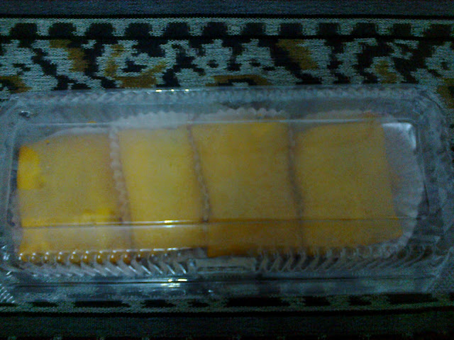 ::Durian Crepe::