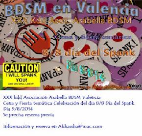 XXX kdd Asociación Arabella BDSM Valencia