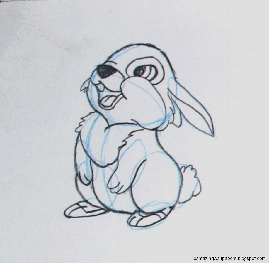 Cute Disney Pencil Drawings | Amazing Wallpapers