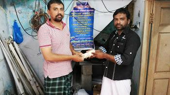 மாவட்ட மர்க்கஸ்க்கு துபாய் மண்டலம் உதவி
