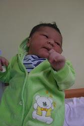 Eu quando nasci!!