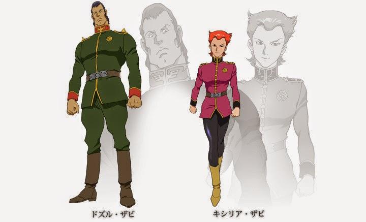 Phim Mobile Suit Gundam The Origin