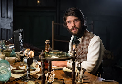 Ben Whishaw in In The Heart of the Sea