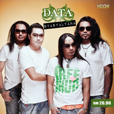 Data - Syasyalyana Lirik dan Video