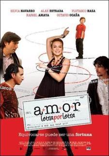 descargar Amor Letra Por Letra – DVDRIP LATINO