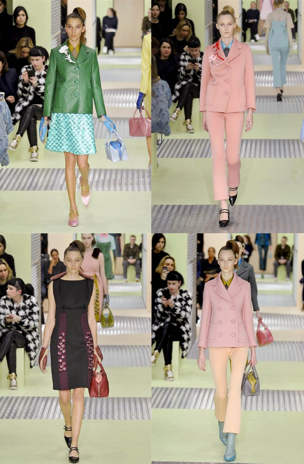 Eniwhere Fashion - Milano Fashion Week - Prada - Fall Winter 2015-2016