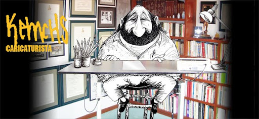 Kemchs caricaturista