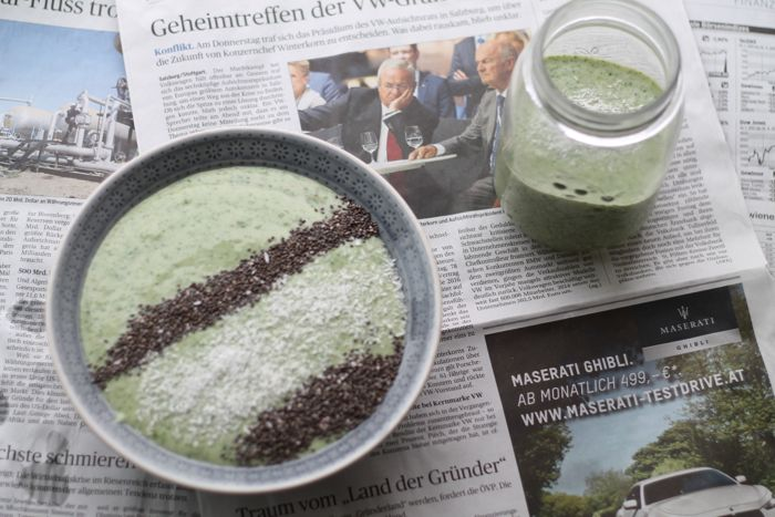 lavender star - austrian blogger - #svetlanakocht - vienna - wien - smoothie bowl recipe - green smoothie recipe - smoothie recept - #fitdurch2015 - gesunde rezepte- clean eating -