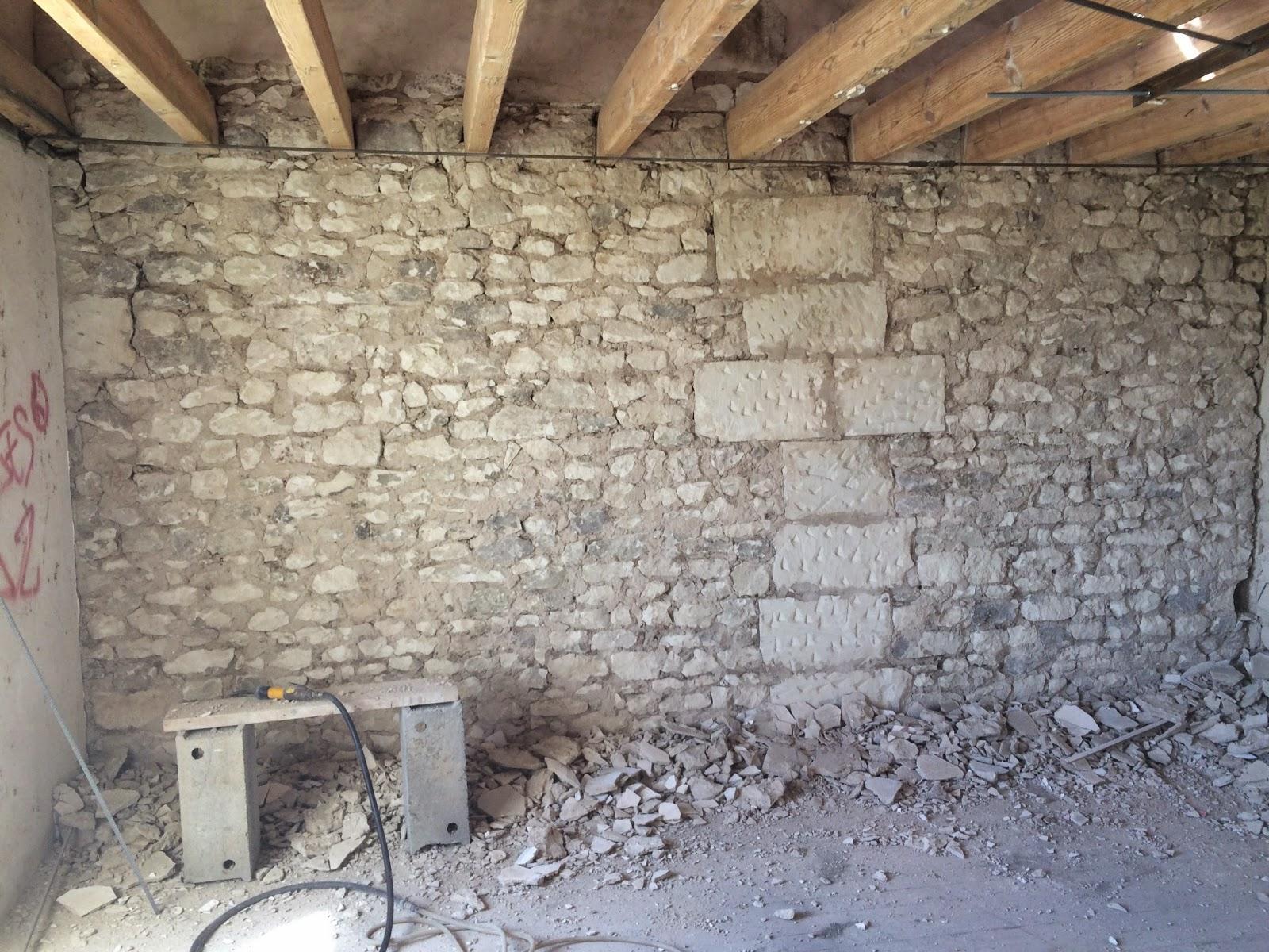 R novation d une maison de campagne nettoyage de l 39 enduit for Nettoyage maison exterieur