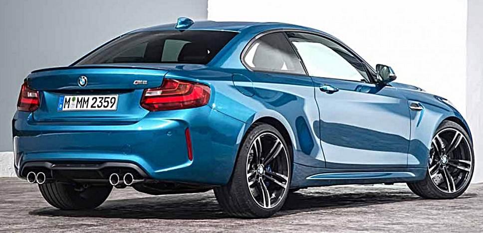 Fantastic 2016 BMW M2 Revealed  Auto BMW Review