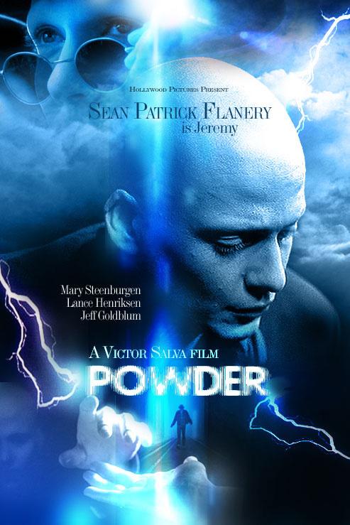 Powder – Energia Pura Dublado 1995