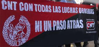"""""""contra la represión sindical"""" en el SALUD"""