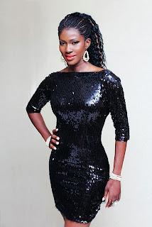 Stephanie Okereke Is New Ambassador For Kanekalon Hair!! 3
