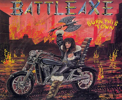 battleaxe burn this town