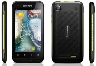 Dual-SIM android, waterproof android