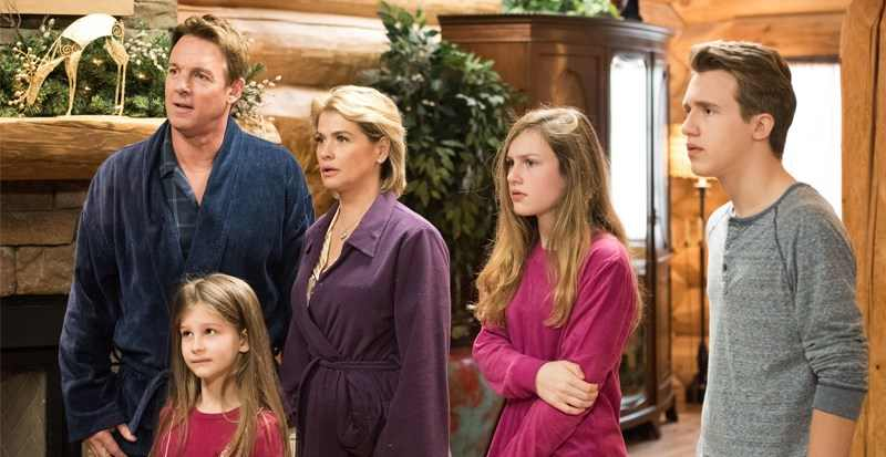 Chris potter actor family