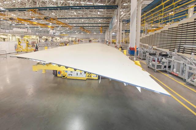 É MAIS QUE VOAR | Primeiro Airbus A350-1000 entra em produção