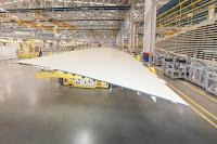 Primeiro Airbus A350-1000 entra em produção