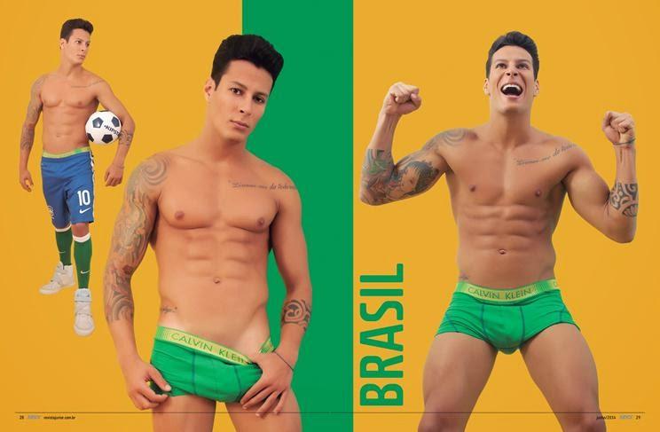 Rodrigo Lima naked