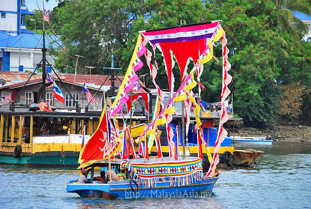 Regatta Lepa Boat