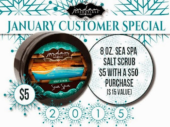 January  Customer Special