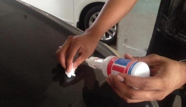 Jangan Heran, Ternyata 4 Masalah Mobil Bisa Diatasi dengan Cuka!!