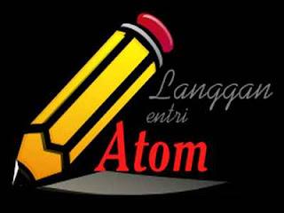 Cara Menghapus Langgan : Entri ( Atom ) dan Poskan Komentar ( Atom )