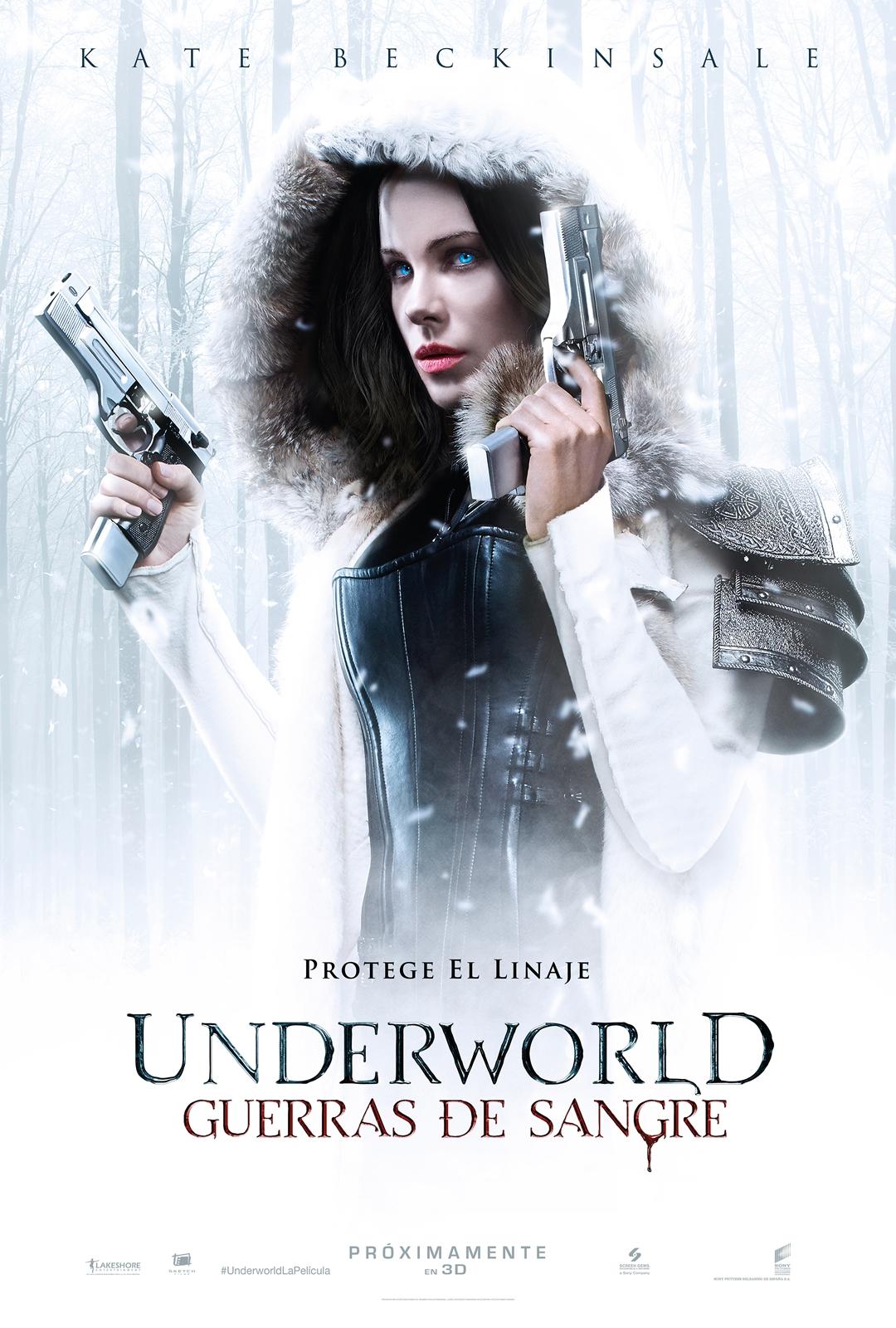 Underworld: Guerras De Sangre (13-01-2017)