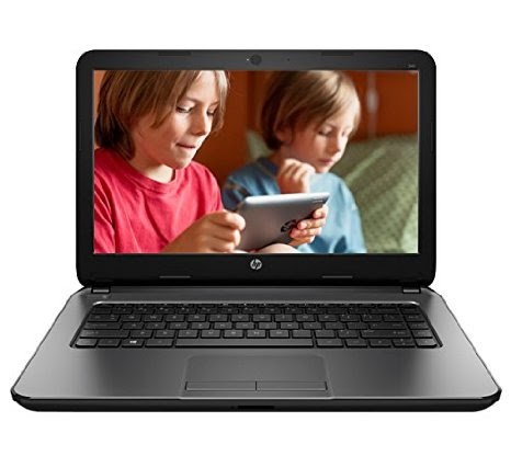Buy HP 240 K1C59PA laptop (i3, RAM – 4GB, HDD – 500GB, DOS, Display – 14″ Anti Glare)  for Rs 21715 After cashback