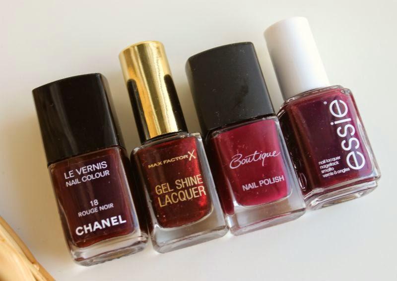 Chanel Nail Polish Dupes