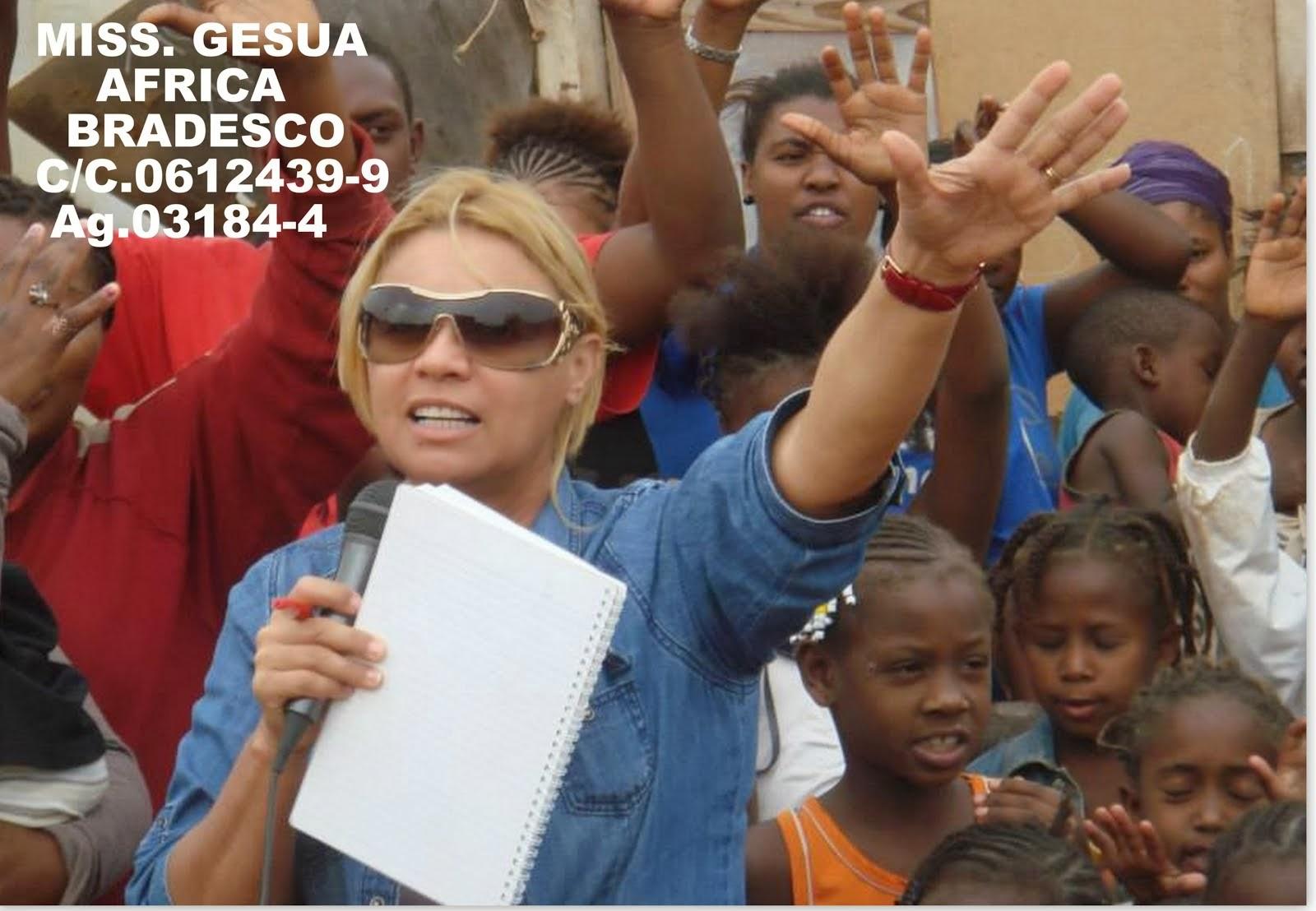 OFERTE PARA ÁFRICA, INVISTA