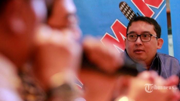 @FadliZon: Jokowi Sudah Buat 100 Janji, Mana Realisasinya?
