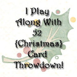 52 (christmas) card throwdown