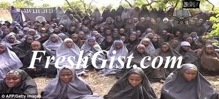UK Sending Three Fighter Jets To Sambisa Forest Over Abducted Girls
