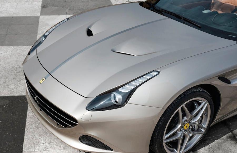 クラシカルでエレガントなオーダーメイド仕様の「フェラーリ・カリフォルニアT」