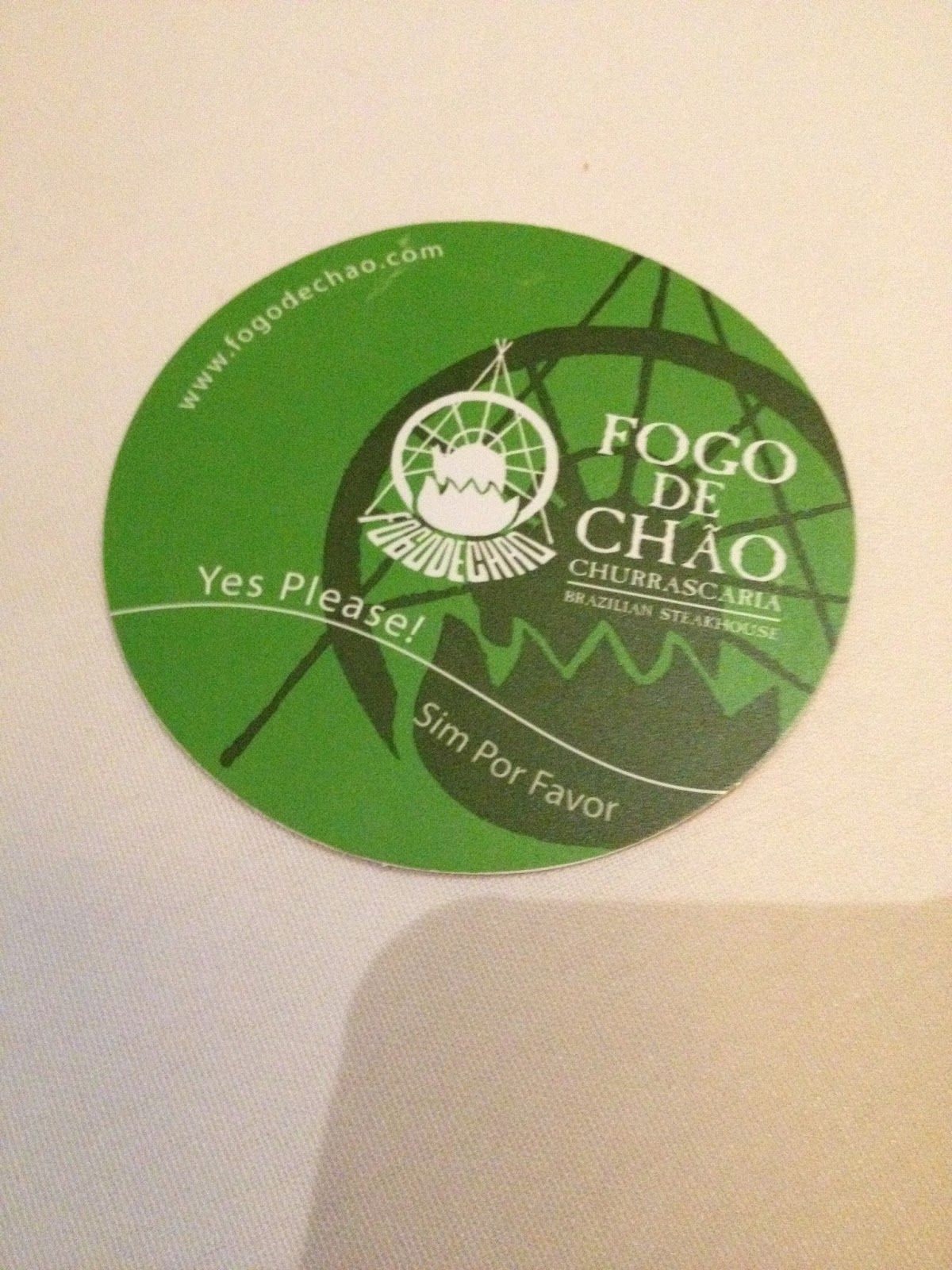 Fogo de Chao Boston