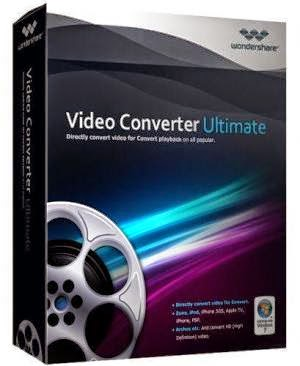 Wondershare Video Converter Ultimate 8.0.3.0 Full Keygen 2
