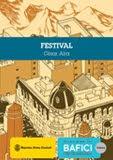 Portada de 'Festival', de César Aira