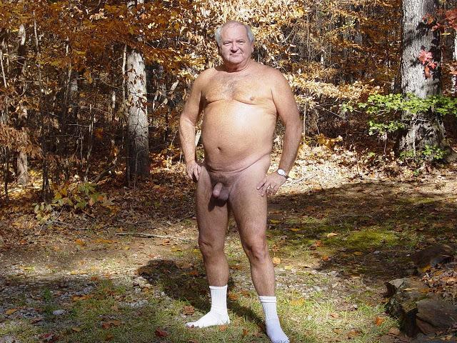 old gay nudists