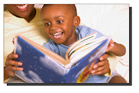 Helping your child become a reader.