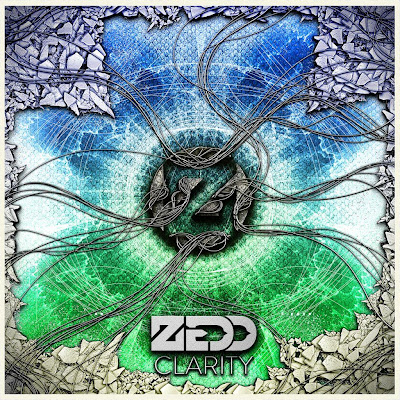 Zedd Album Cover Clarity
