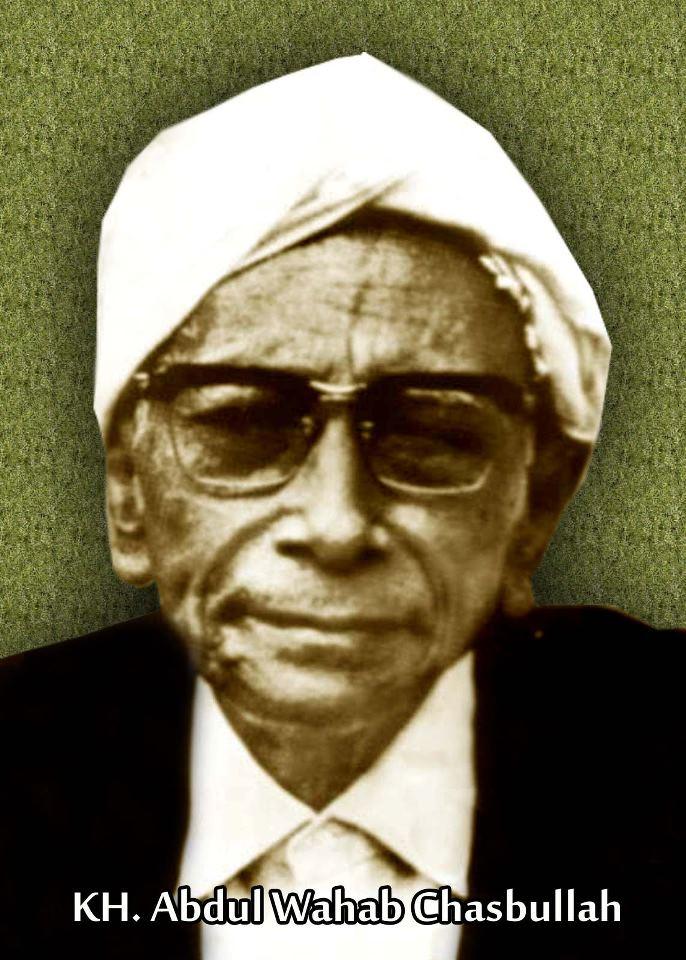 KH. Wahab Hasbulloh