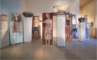 Αρχαίο κλέος και γυναικεία σώματα στο Μουσείο Πόρου