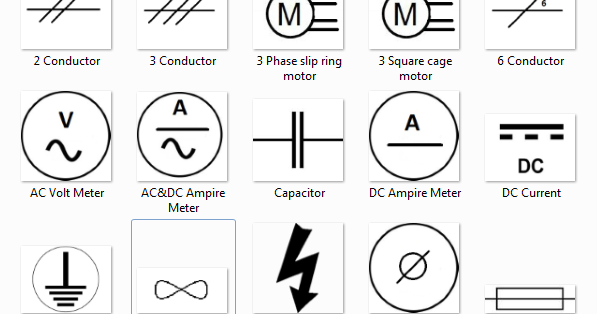 Electrical Symbols « ITI Electrical