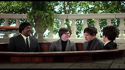 tub time machine song