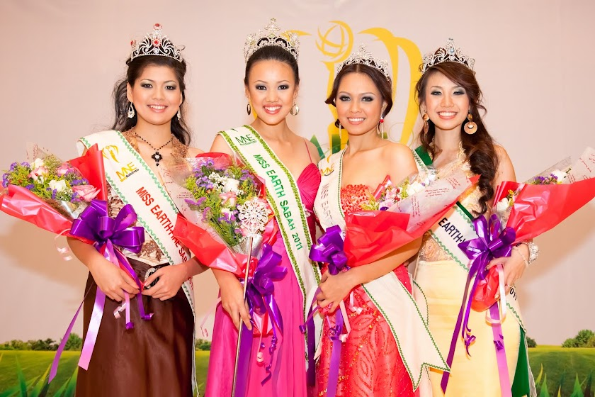 Miss Earth Sabah 2011 Official Blogspot