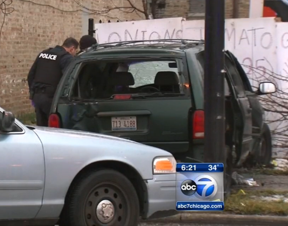CWB Chicago: INCONVENIENCE STORE: Midday Carjacking at Irving Park Gas Station