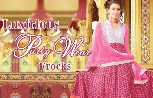 Party Wear Frocks