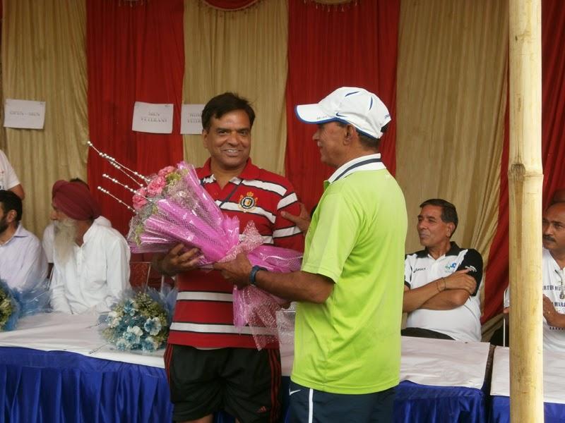 athletic coach dharma veer delhi